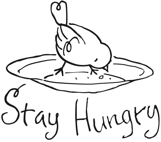 logo stayhungry